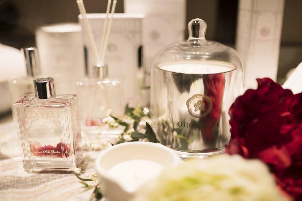 Aromatic scent stone
